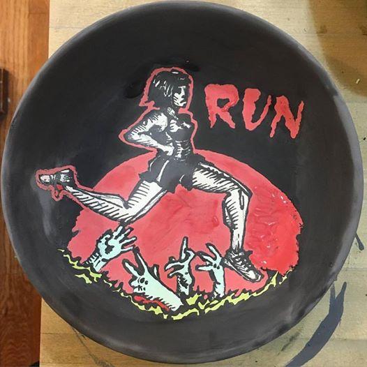 Run bowl